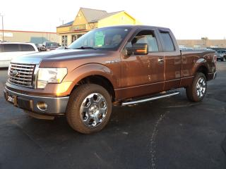 Used 2011 Ford F-150 XLT SuperCab XTR 5.0L 6ftBox for sale in Brantford, ON