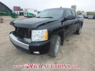 Used 2008 Chevrolet SILVERADO 1500 LT EXT CAB 4WD 5.3L for sale in Calgary, AB