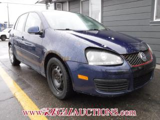 Used 2007 Volkswagen Rabbit 4D Hatchback for sale in Calgary, AB