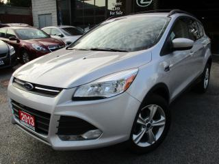 Used 2013 Ford Escape SE--NAVIGATION-SPORT-UTILITY-ONE-OWNER for sale in Scarborough, ON