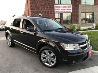 Used 2010 Dodge Journey R/T for sale in Etobicoke, ON