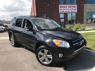 Used 2009 Toyota RAV4 LIMITED  for sale in Etobicoke, ON