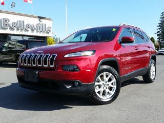Used 2016 Jeep Cherokee North-Back up Camera-4x4-Power Liftgate for sale in Belleville, ON