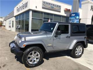 Used 2013 Jeep Wrangler Sahara.Navi/Bluetooth for sale in Burlington, ON