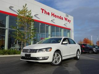 Used 2013 Volkswagen Passat TDI for sale in Abbotsford, BC