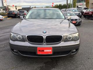 Used 2006 BMW 7 Series i Coquitlam Location - 604-298-6161 for sale in Langley, BC