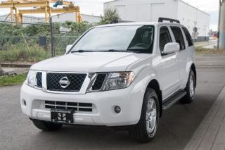 Used 2012 Nissan Pathfinder SV (A5) for sale in Langley, BC
