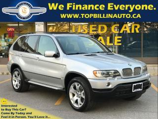 Used 2003 BMW X5 4.4i for sale in Concord, ON