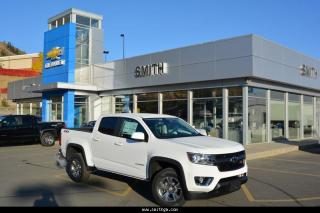 New 2018 Chevrolet Colorado Z71 for sale in Kamloops, BC
