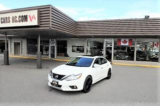 Used 2017 Nissan Altima 2.5 SV - Leather, Sunroof, Loaded for sale in Langley, BC