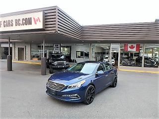 Used 2017 Hyundai Sonata $0 Down $125 Bi-Weekly for sale in Langley, BC