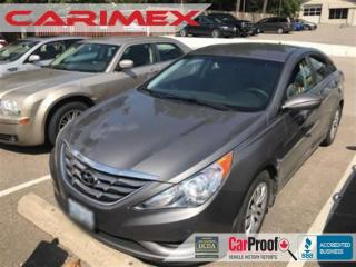 Used 2011 Hyundai Sonata GLS for sale in Waterloo, ON