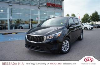 Used 2017 Kia Sedona LX+ for sale in Pickering, ON