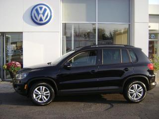Used 2014 Volkswagen Tiguan Trendline for sale in Cornwall, ON