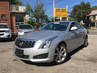 Used 2014 Cadillac ATS 4dr for sale in York, ON