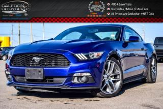 Used 2016 Ford Mustang EcoBoost Premium|Navi|Bluetooth|Backup Cam|Leather|18