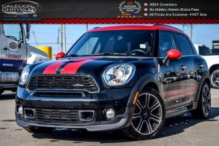 Used 2013 MINI Cooper Countryman John Cooper Works ALL4|Navi|Dual Pane Sunroof|Bluetooth|18