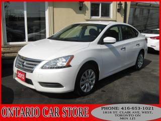 Used 2013 Nissan Sentra S BLUETOOTH !!! NO ACCIDENTS!!! for sale in Toronto, ON