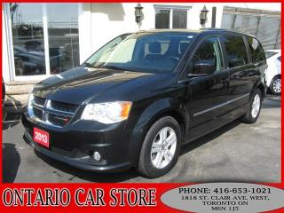 Used 2013 Dodge Grand Caravan Crew !!!NO ACCIDENTS!!! for sale in Toronto, ON
