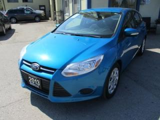 Used 2013 Ford Focus FUEL EFFICIENT SE - HATCH MODEL 5 PASSENGER 2.0L - DOHC.. HEATED SEATS... SYNC TECHNOLOGY.. KEYLESS ENTRY.. for sale in Bradford, ON