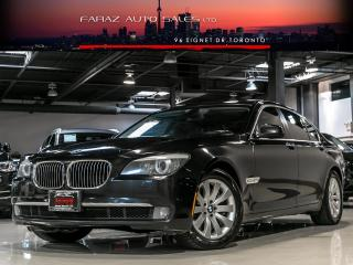 Used 2010 BMW 750i for sale in North York, ON