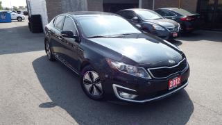 Used 2012 Kia Optima Hybrid/BACKUP CAMERA/BLUETOOTH/IMMACULATE$10999 for sale in Brampton, ON