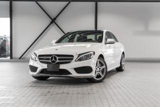 Used 2016 Mercedes-Benz C 300 4MATIC Sedan for sale in Langley, BC