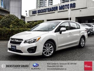 Used 2013 Subaru Impreza 4Dr Touring Pkg at for sale in Vancouver, BC