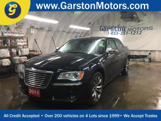Used 2011 Chrysler 300 LIMITED*PANORAMIC SUNROOF*LEATHER*BACK UP CAMERA*U CONNECT PHONE*HEATED/COOLED FRONT SEATS*HEATED REAR SEATS*HEATED AND COOLED CUP HOLDERS*KEYLESS w/R for sale in Cambridge, ON