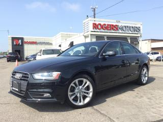 Used 2014 Audi A4 2.0TFSI - NAVI - LEATHER - SUNROOF for sale in Oakville, ON