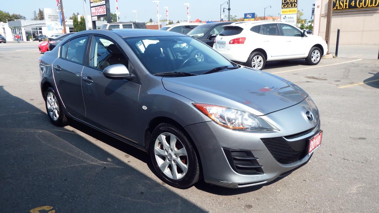 2010 Mazda MAZDA3 GS/AUTO/FWD/BLUETOOTH/IMMACULATE$5499