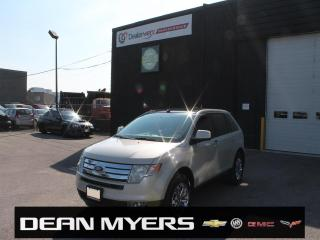 Used 2007 Ford Edge SEL for sale in North York, ON