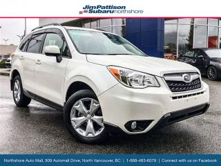 Used 2015 Subaru Forester 2.5i Touring Package with 22, 145 kms only! for sale in Surrey, BC