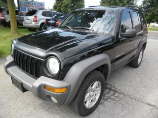 Used 2003 Jeep Liberty Sport for sale in Ajax, ON