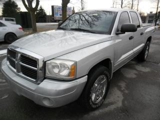 Used 2005 Dodge Dakota SLT for sale in Ajax, ON
