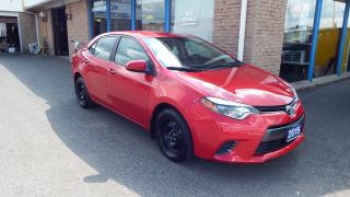 Used 2015 Toyota Corolla CE/AUTO/BACKUP CAMERA/IMMACULLATE $12900 for sale in Brampton, ON