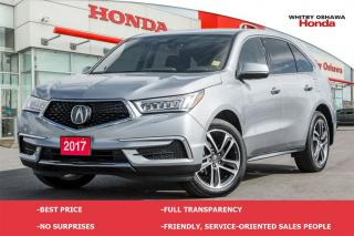 Used 2017 Acura MDX Technology Package | Automatic for sale in Whitby, ON