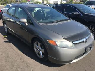 Used 2006 Honda Civic LX (MT) for sale in Whitby, ON