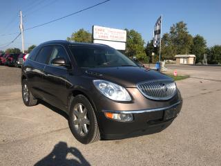 Used 2010 Buick Enclave CXL1 for sale in Komoka, ON