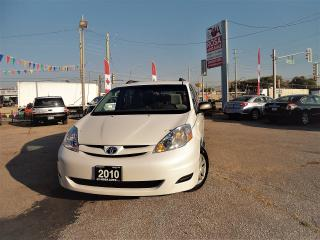 Used 2010 Toyota Sienna CE FAMILY VAN 7 PASS POW W POW L POW M for sale in Oakville, ON