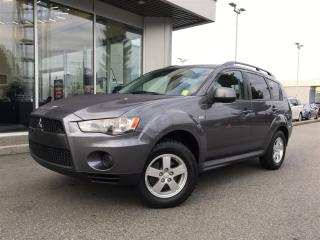 Used 2010 Mitsubishi Outlander ES,local for sale in Surrey, BC