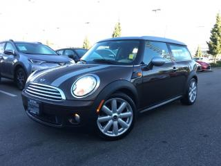 Used 2008 MINI Cooper Clubman Local,service history,great shape for sale in Surrey, BC