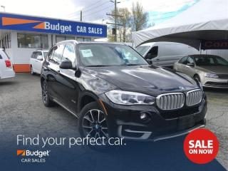 Used 2015 BMW X5 Premium X5 xDrive, Heads Up Display, Low Kms for sale in Vancouver, BC