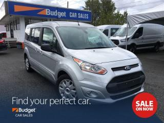 Used 2016 Ford Transit Connect Passenger Wagon Fuel Efficient, Versatile, Bluetooth for sale in Vancouver, BC