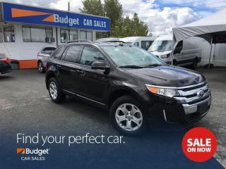 Used 2014 Ford Edge SEL, Navigation, All Wheel Drive for sale in Vancouver, BC
