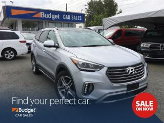 Used 2017 Hyundai Santa Fe XL Luxury, Leather Seating for 7, Bluetooth for sale in Vancouver, BC