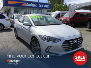 Used 2017 Hyundai Elantra Bluetooth, Heated Seats and Steering Wheel for sale in Vancouver, BC