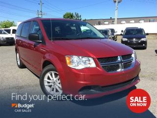 Used 2016 Dodge Grand Caravan Bluetooth, Full Stow n Go, Entertainment System for sale in Vancouver, BC