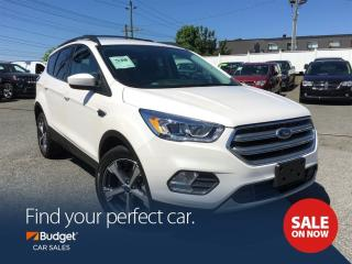 Used 2017 Ford Escape SE, Navigation, Bluetooth, Auto Climate for sale in Vancouver, BC