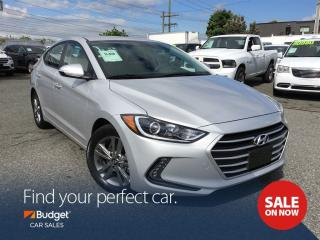 Used 2017 Hyundai Elantra Bluetooth, Traction Control, Camera, Low Kms for sale in Vancouver, BC